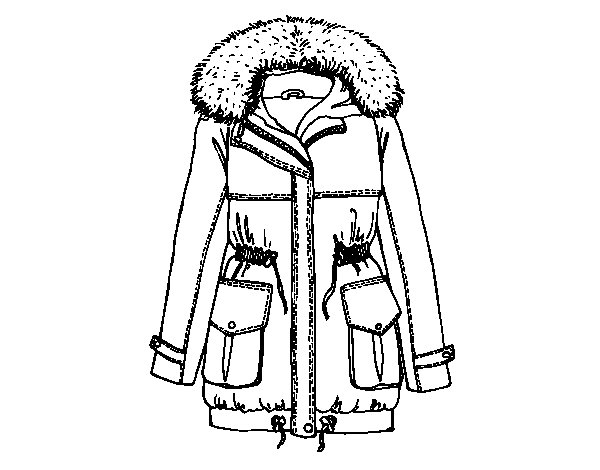 coloring pages of winter coats winter coat coloring page sketch coloring page coats of winter pages coloring