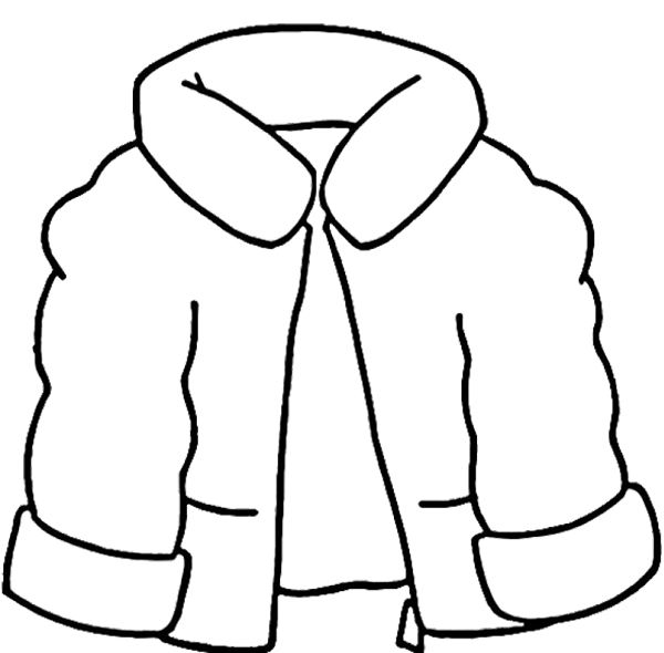 coloring pages of winter coats winter coat drawing at getdrawingscom free for personal winter coats pages coloring of