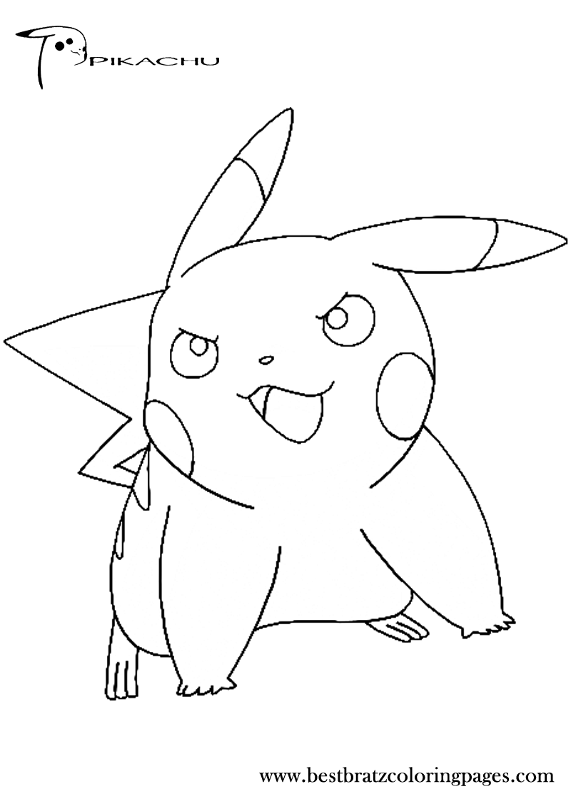 coloring pages pikachu pikachu from pokémon go coloring page free printable coloring pikachu pages