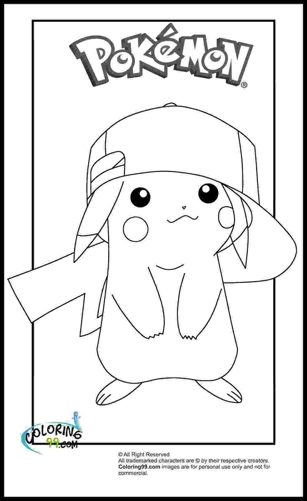 coloring pages pikachu printable pikachu coloring pages for kids cool2bkids coloring pikachu pages