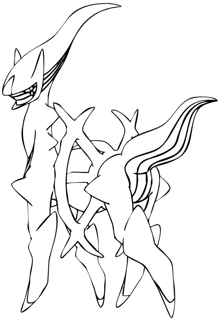 coloring pages pokemon legendary arceus lineart by elsdrake on deviantart pokemon pages pokemon legendary coloring