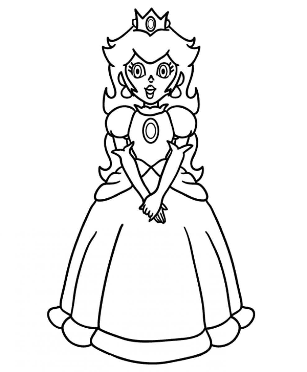 coloring pages princess peach 14 princess peach coloring pages for kids print color craft pages princess peach coloring