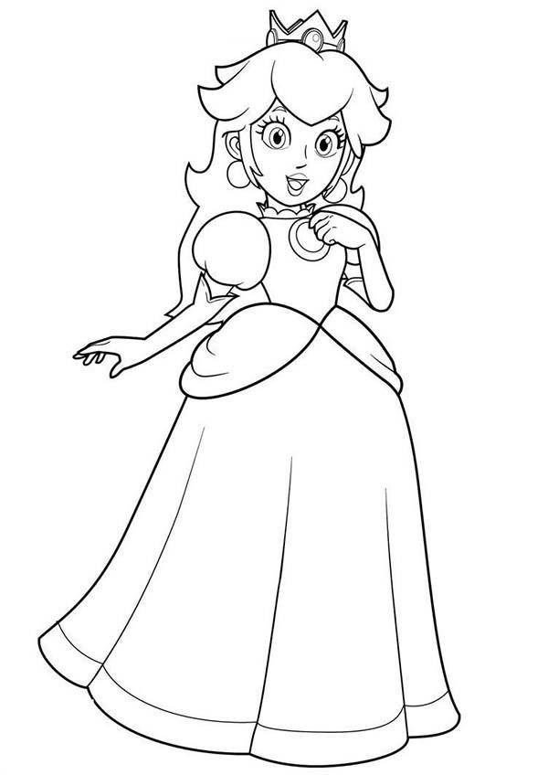 coloring pages princess peach 25 princess peach coloring pages coloringstar pages princess peach coloring