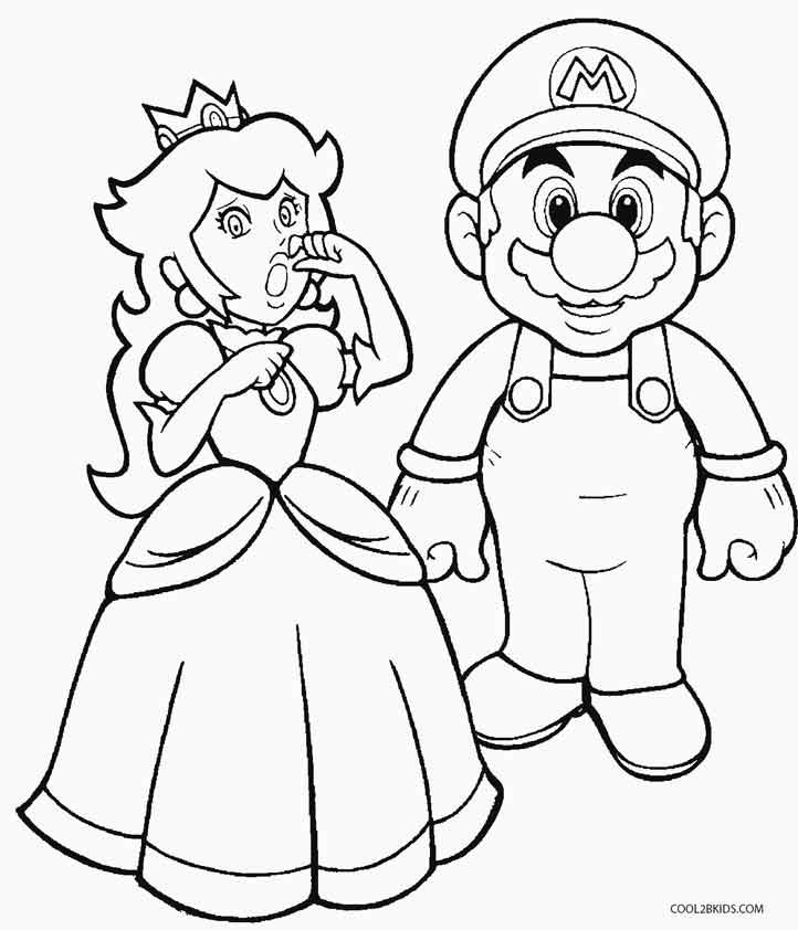 coloring pages princess peach printable princess peach coloring pages for kids cool2bkids pages peach princess coloring