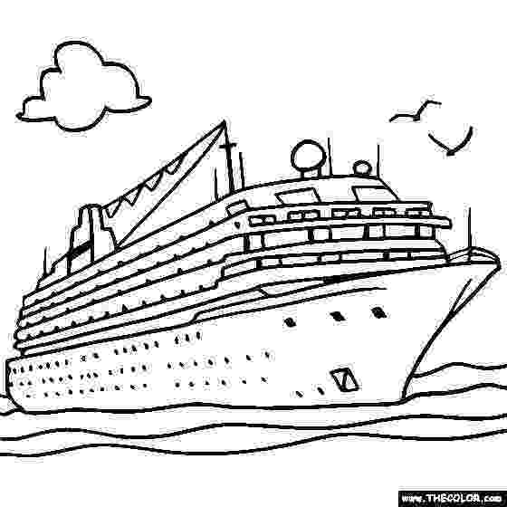 coloring pages ships thanksgiving clip art passenger ship 15 clip arts for coloring pages ships
