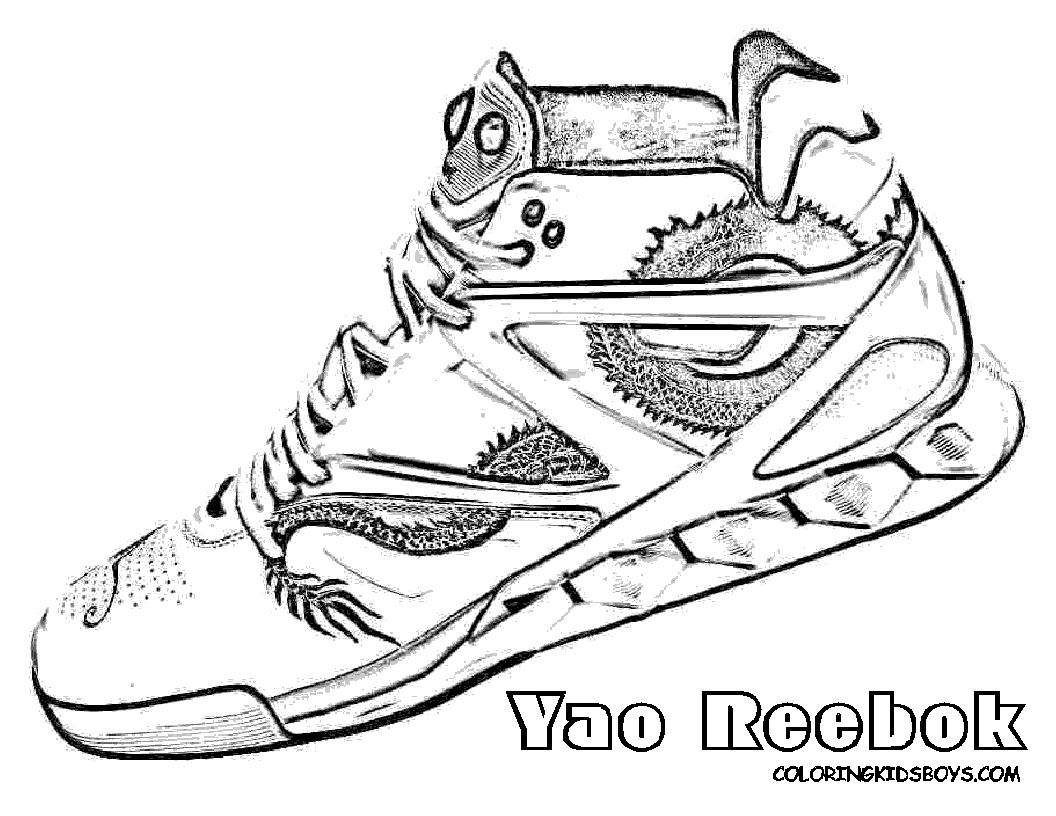 coloring pages shoes printable 30 free printable basketball coloring pages printable shoes coloring pages
