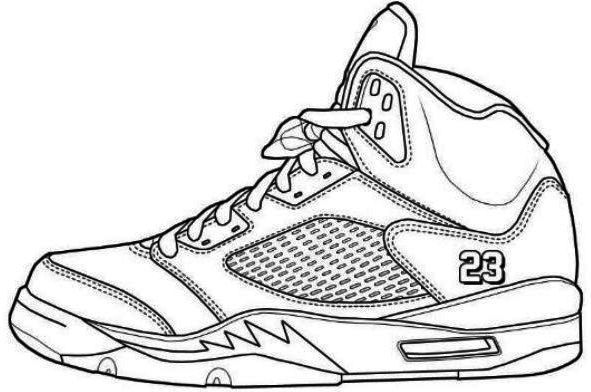 coloring pages shoes printable basketball shoes coloring pages getcoloringpagescom shoes printable pages coloring