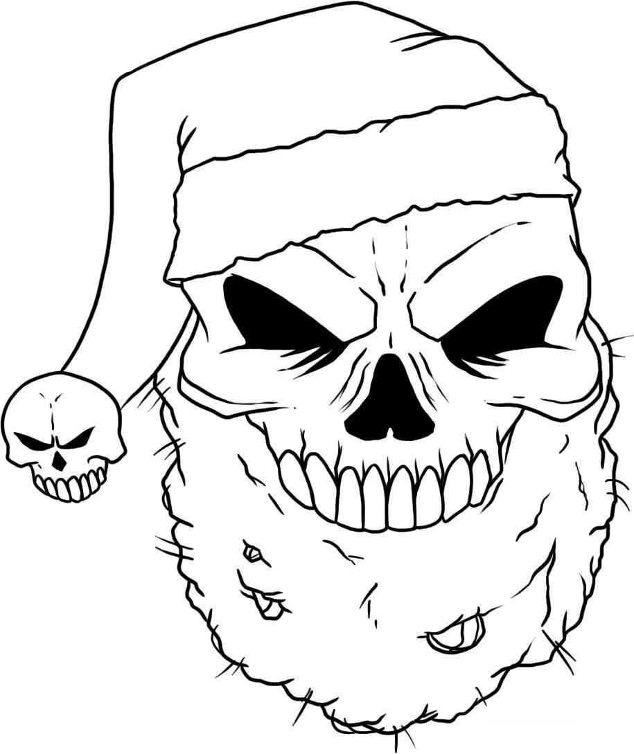 coloring pages skull free printable skull coloring pages for kids coloring pages skull 1 1