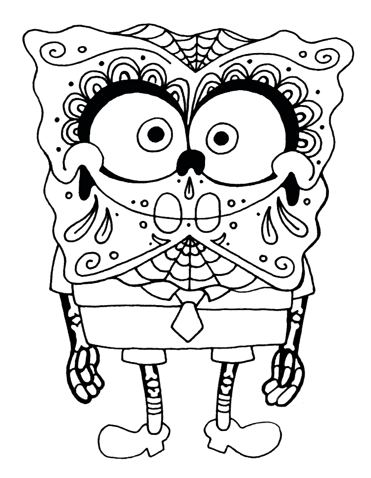 coloring pages skull free printable skull coloring pages for kids skull coloring pages 1 1