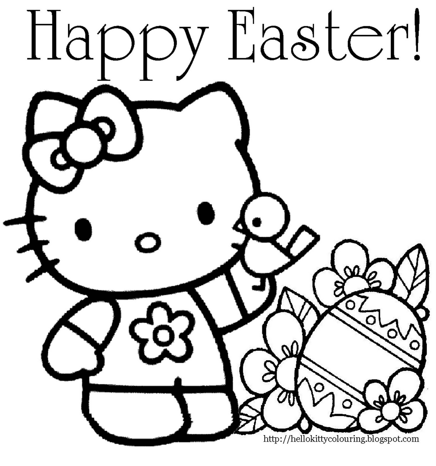 coloring pages to print of hello kitty free printable hello kitty coloring pages for pages hello coloring kitty to of pages print
