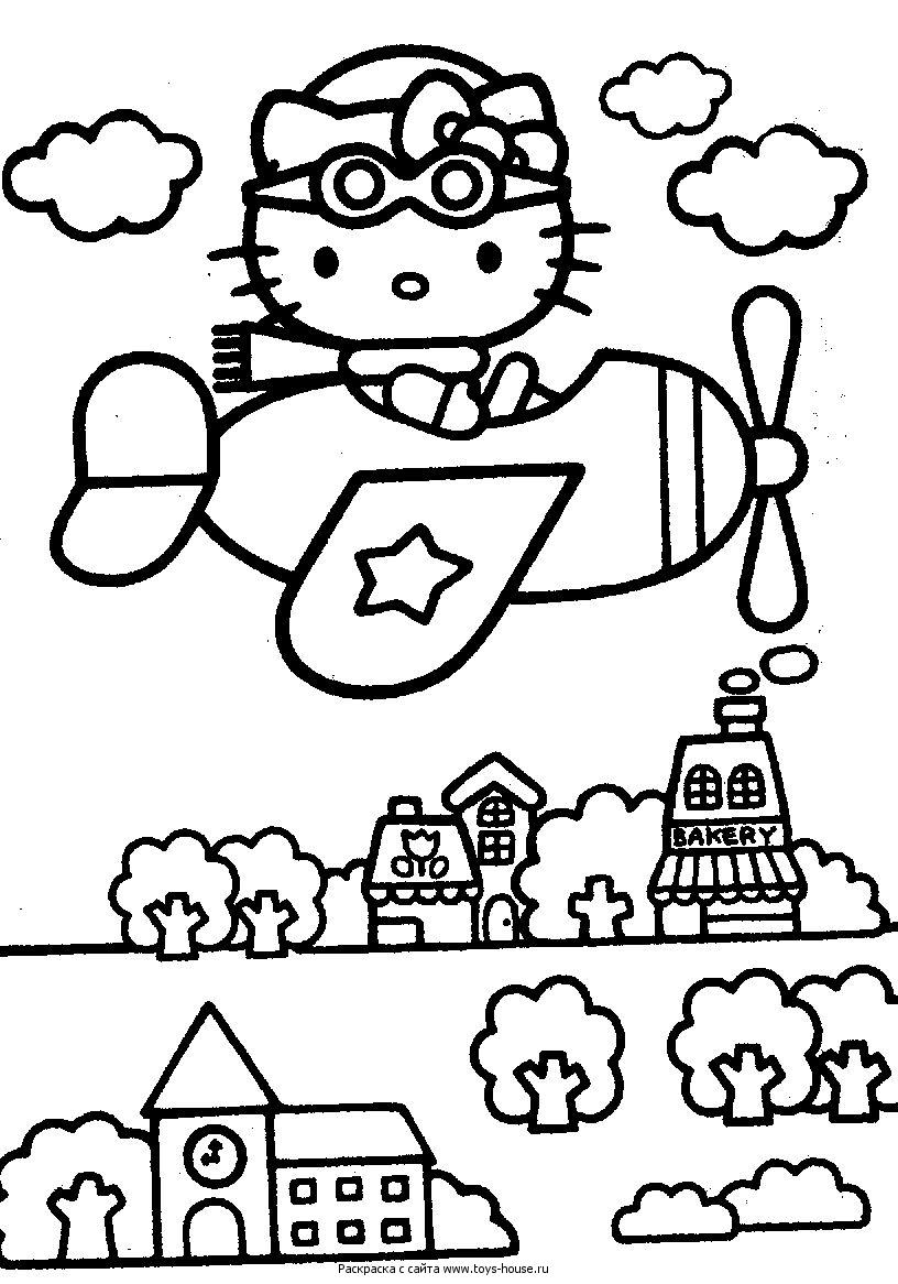 coloring pages to print of hello kitty hello kitty coloring pages best gift ideas blog coloring to pages of hello kitty print