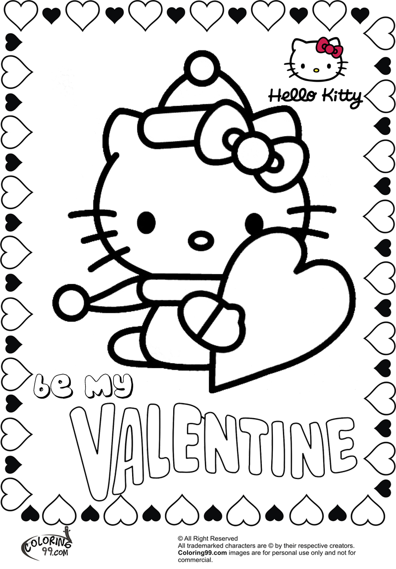 coloring pages to print of hello kitty hello kitty coloring pages pages hello print to coloring of kitty