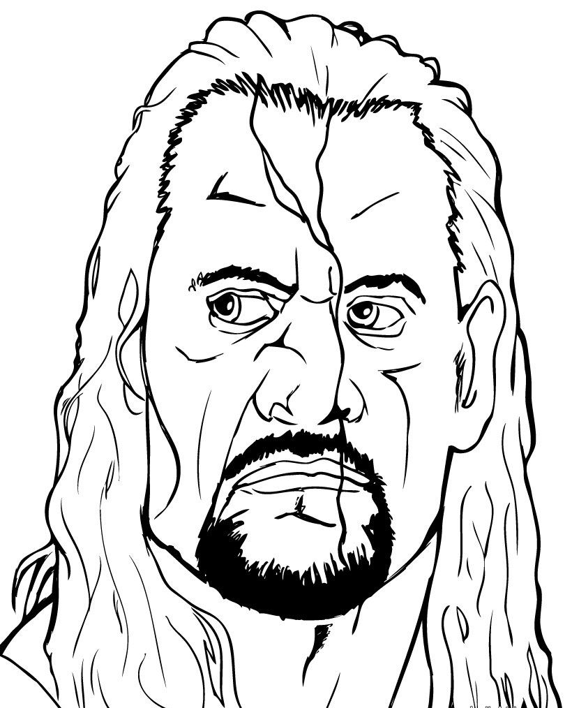coloring pages wwe 17 best images about kid therapy wwe on pinterest pages wwe coloring