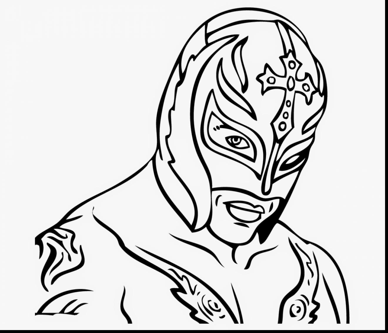 coloring pages wwe sin cara coloring pages coloring home coloring wwe pages