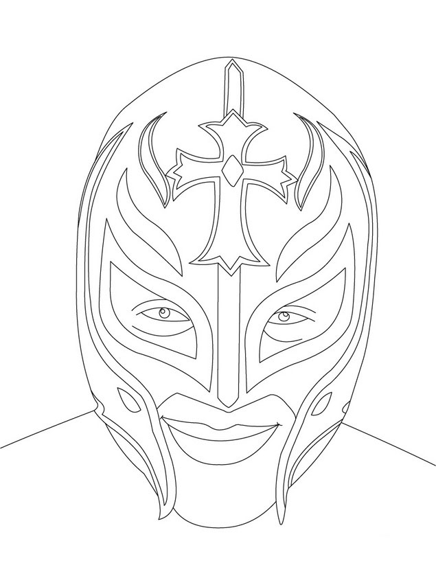 coloring pages wwe wrestler the undertaker coloring pages hellokidscom coloring wwe pages
