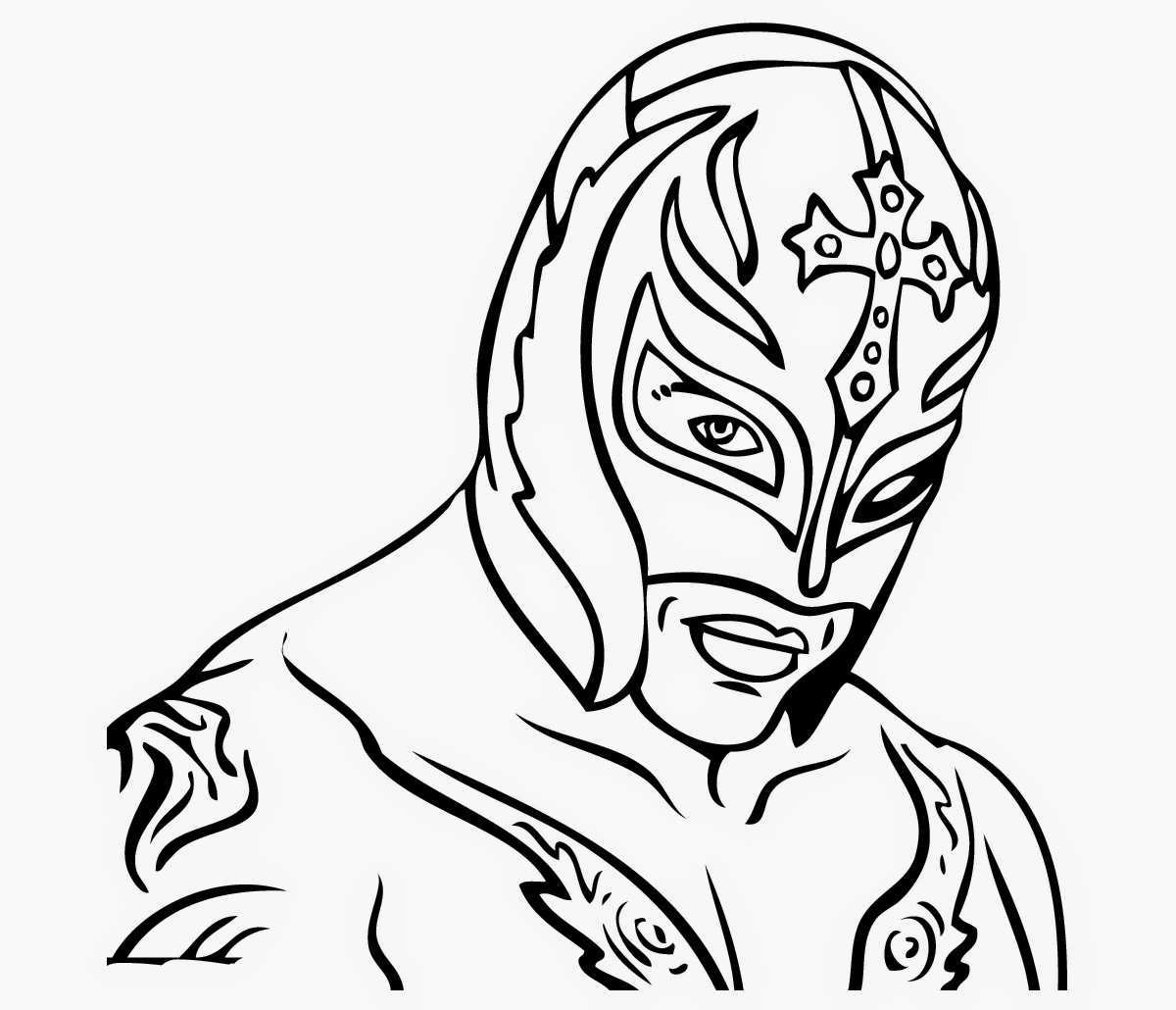 coloring pages wwe wwe drawing games at getdrawingscom free for personal pages wwe coloring