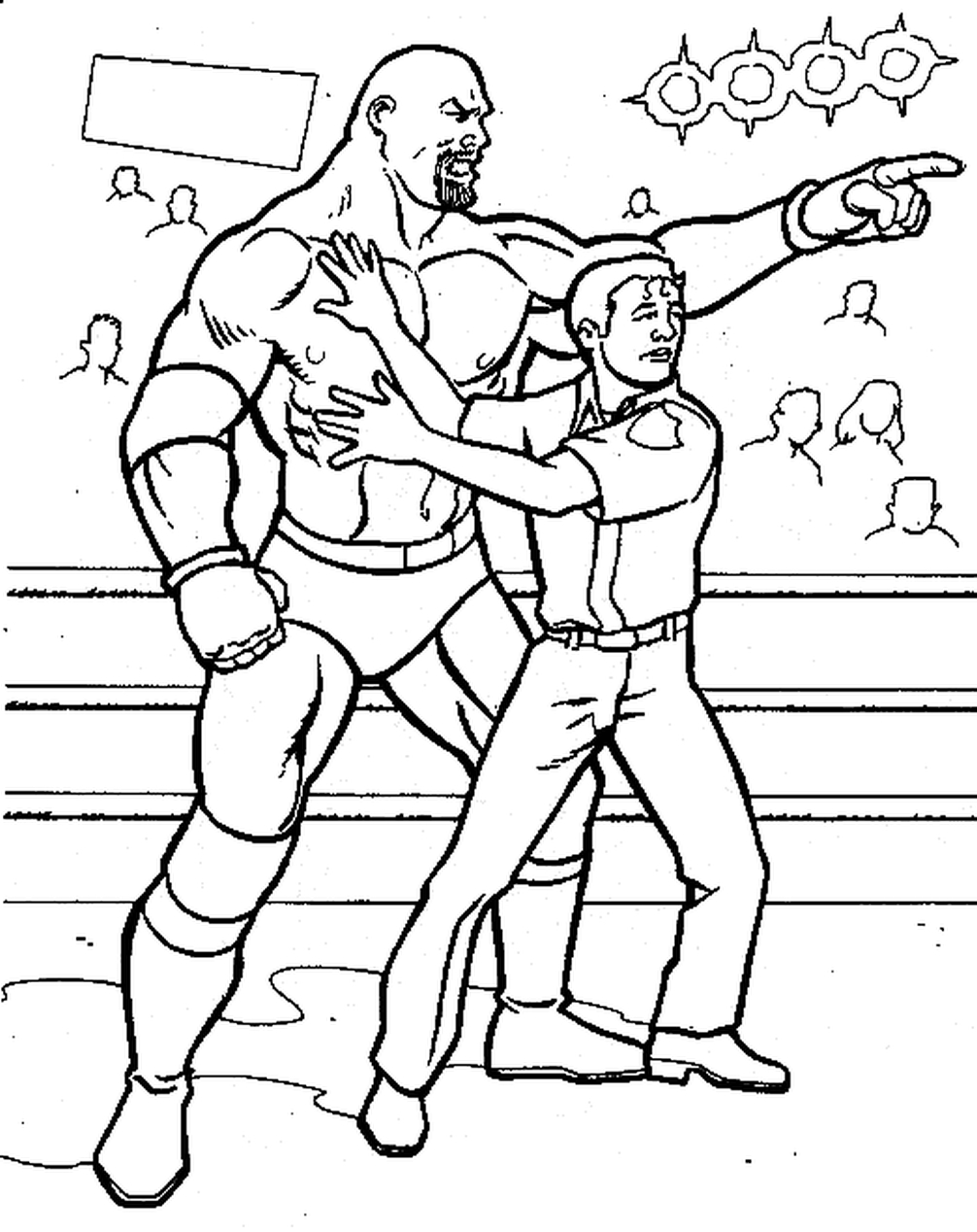 coloring pages wwe wwe john cena coloring pages coloring home coloring wwe pages