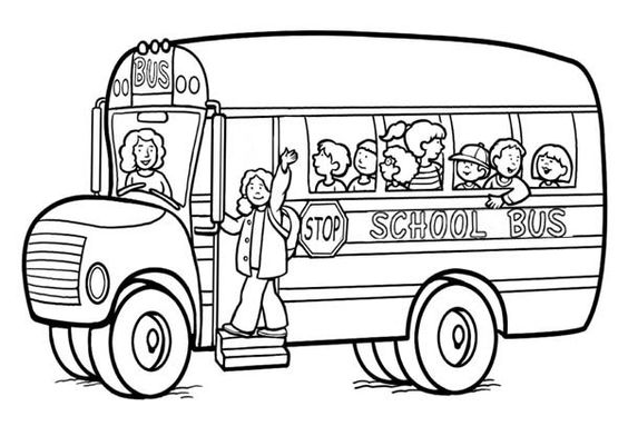 coloring picture of a bus bus coloring page twisty noodle of bus coloring picture a