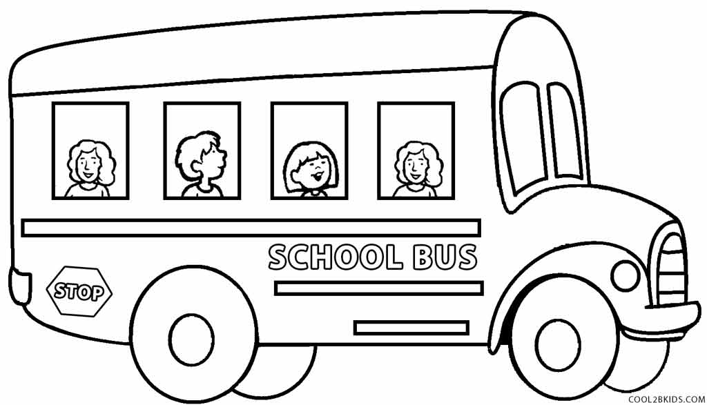 coloring picture of a bus modern city bus coloring pages netart a coloring picture of bus
