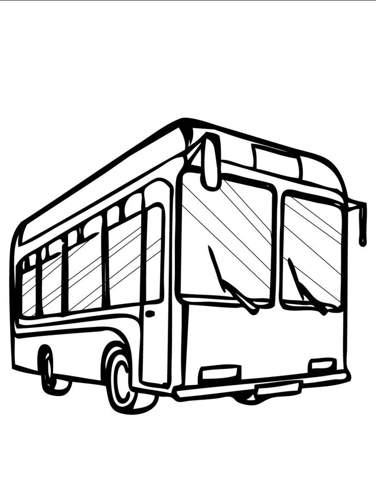 coloring picture of a bus printable school bus coloring page for kids cool2bkids a bus coloring picture of