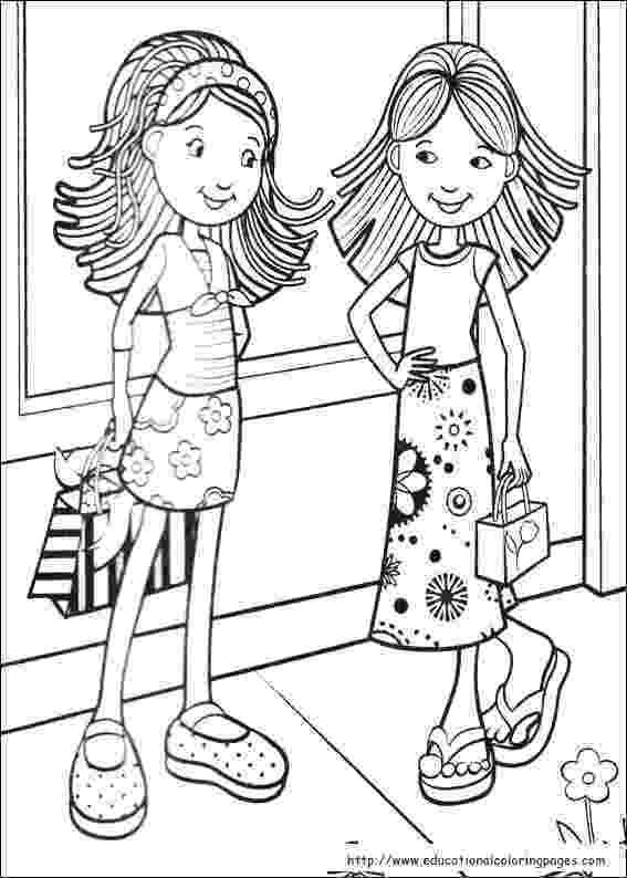 coloring picture of girl cute girl coloring pages to download and print for free of coloring girl picture 1 1