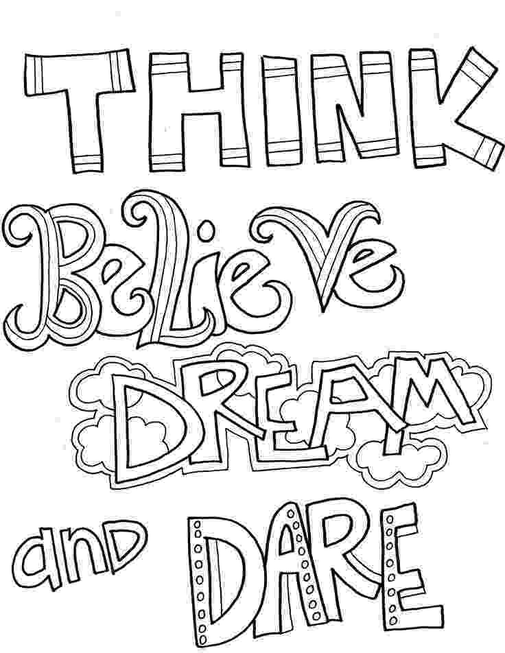 coloring picture quotes educational quotes coloring pages classroom doodles coloring picture quotes
