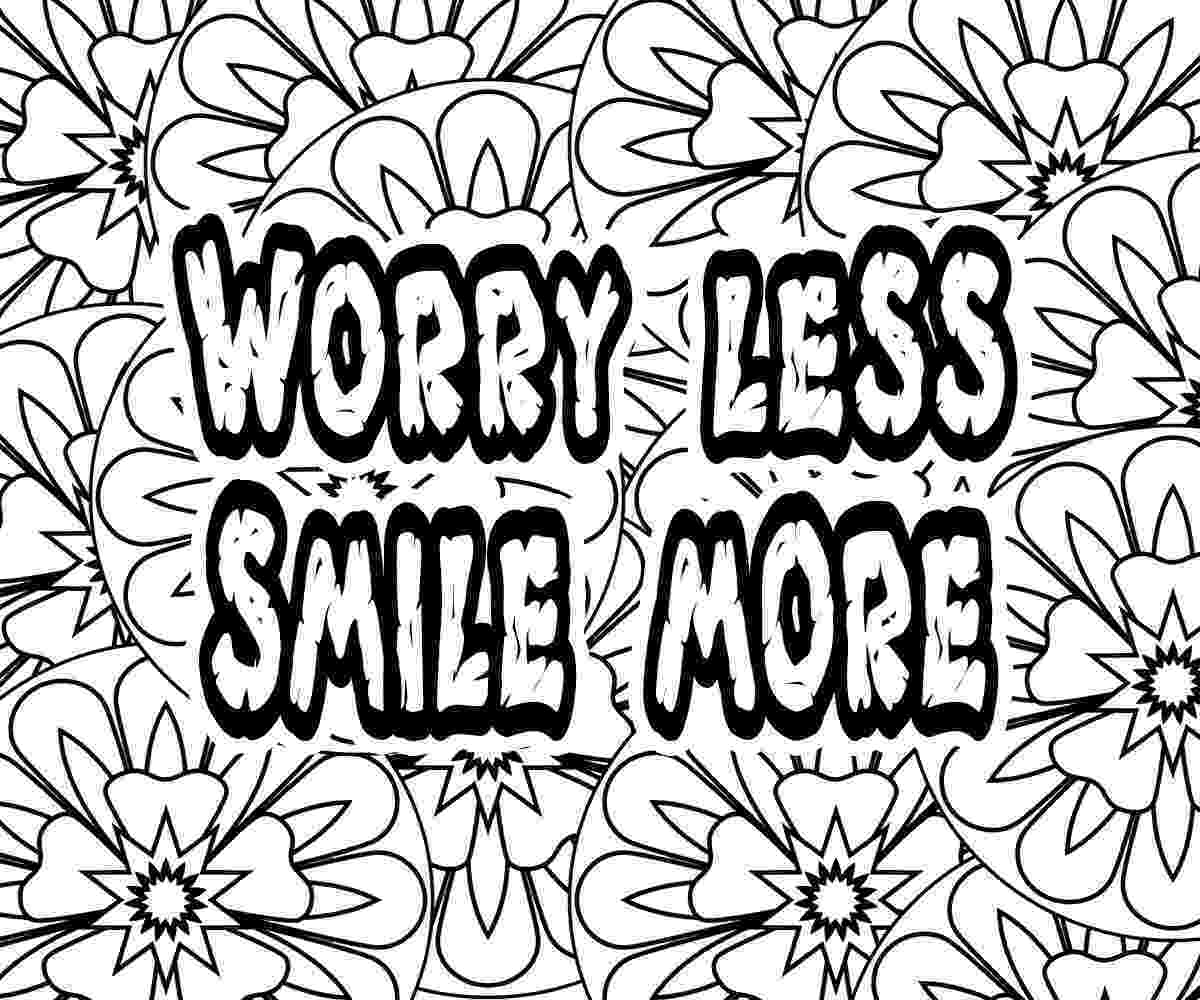coloring picture quotes quote coloring pages doodle art alley picture quotes coloring