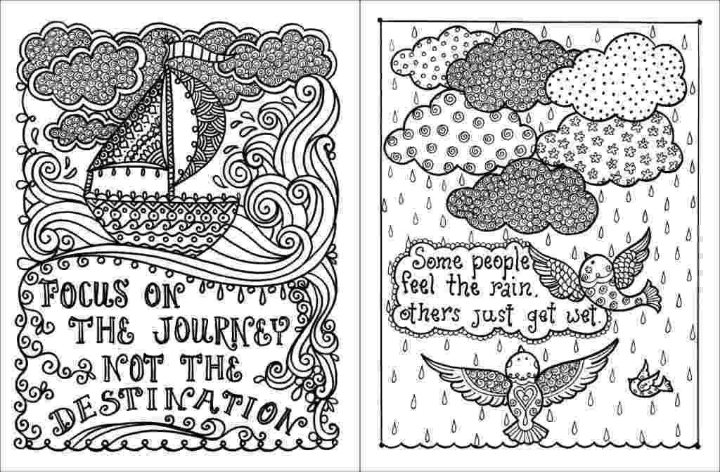 coloring picture quotes sayings and quotes free printable adult coloring pages quotes coloring picture