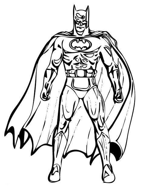 coloring pictures of batman batman coloring page coloring pages pinterest batman of pictures coloring