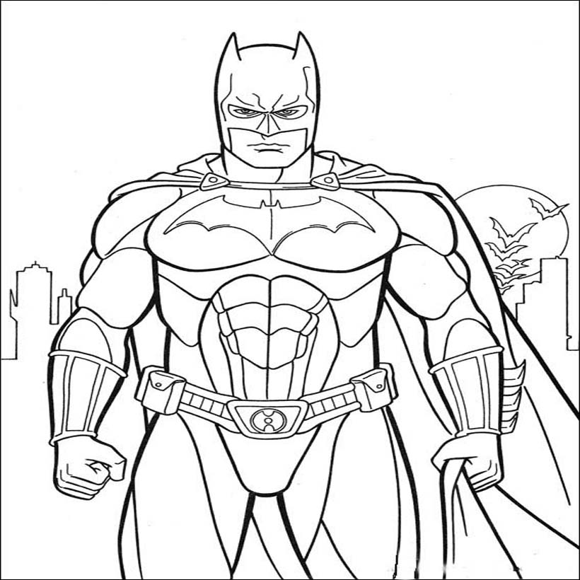 coloring pictures of batman batman coloring pages pictures batman coloring of