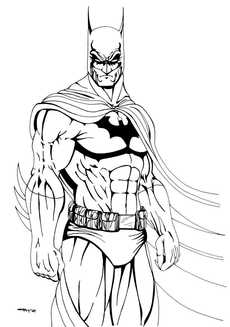 coloring pictures of batman batman coloring pages superhero coloring pages of pictures batman coloring