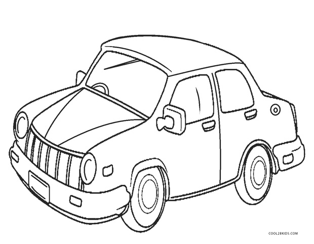 coloring pictures of cars cars coloring pages pictures cars coloring of