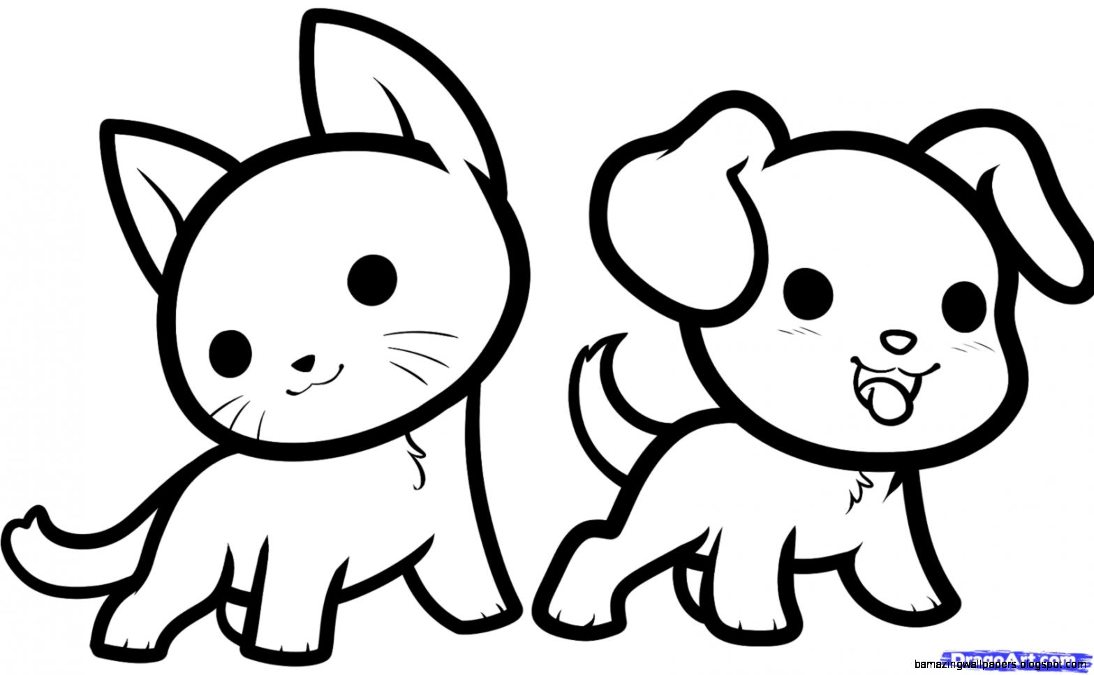 coloring pictures of cute animals cute animal coloring pages best coloring pages for kids animals pictures of cute coloring