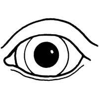 coloring pictures of eyes 40 eye coloring pages eyes coloring pages clipart clipart eyes coloring of pictures