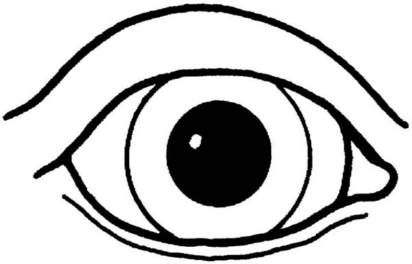 coloring pictures of eyes coloring page eye coloringme pictures eyes coloring of