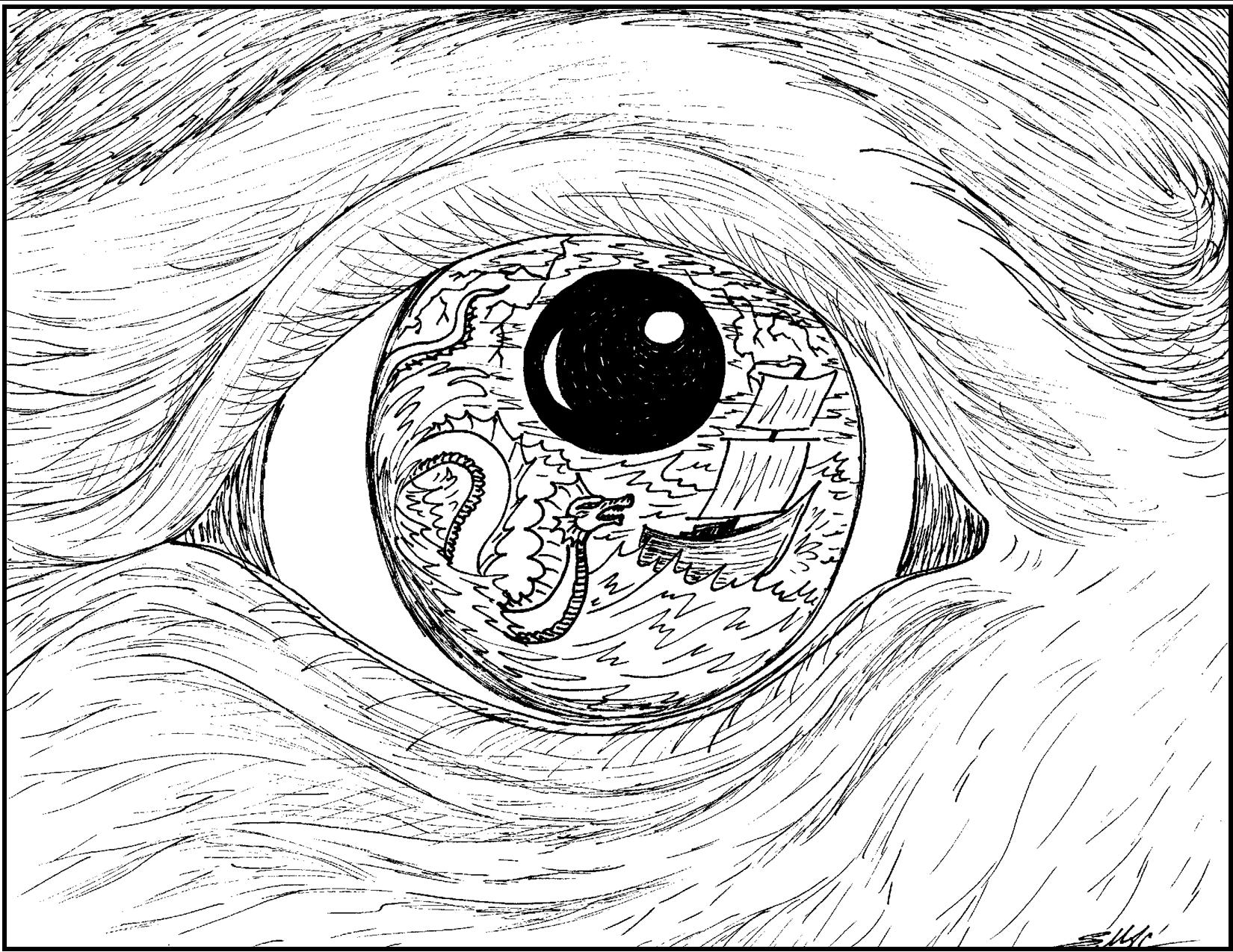 coloring pictures of eyes eyes coloring page coloringcrewcom eyes of pictures coloring