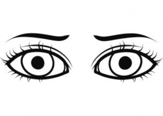 coloring pictures of eyes realistic eye by diana 0421 on deviantart coloring eyes pictures of