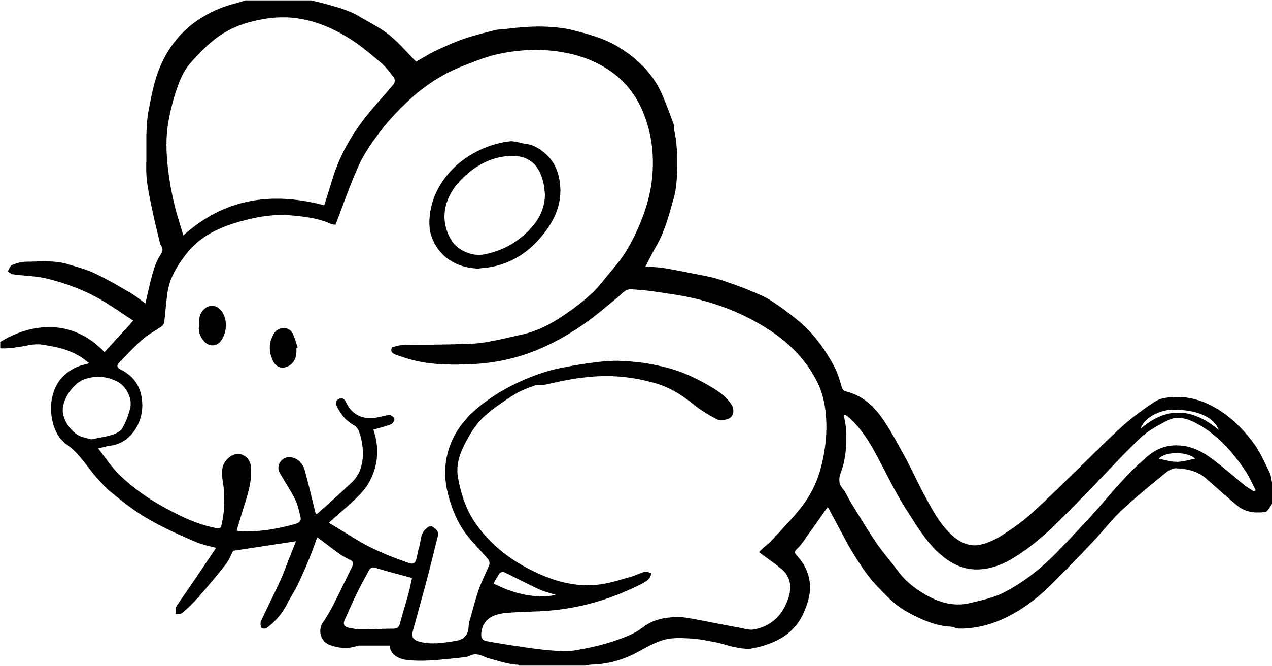 coloring pictures of mice dirty mouse coloring page wecoloringpagecom mice pictures coloring of