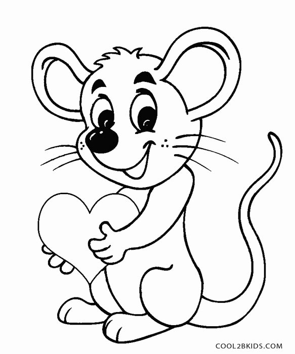 coloring pictures of mice free printable mouse coloring pages for kids coloring mice of pictures