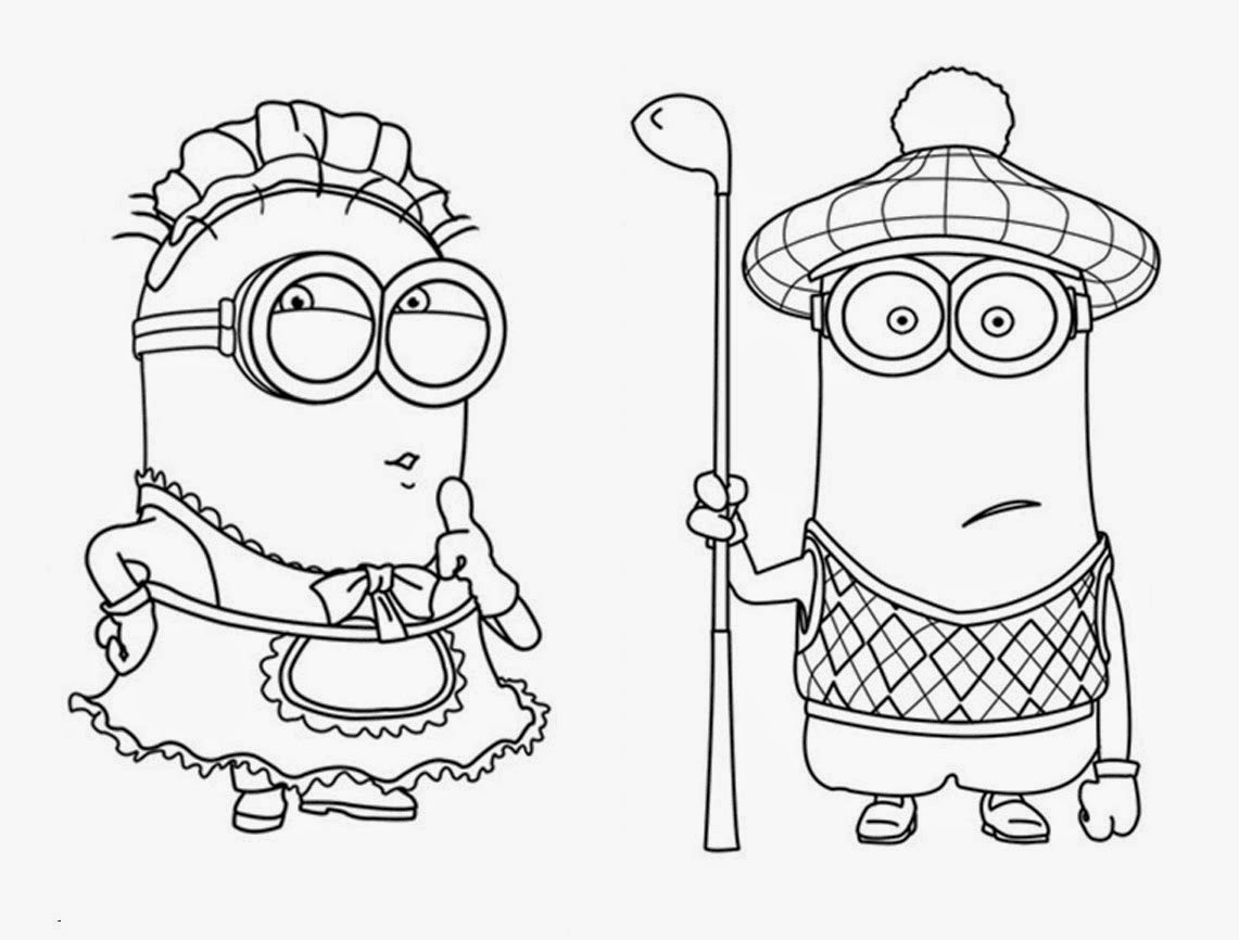 coloring pictures of minions minion coloring pages best coloring pages for kids coloring pictures of minions