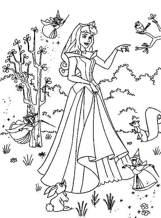 coloring pictures of princesses fun learn free worksheets for kid disney princess coloring pictures of princesses