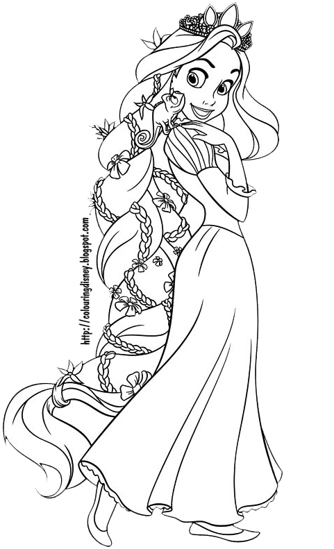 coloring pictures of princesses princess in ball gown dress coloring page free printable of princesses coloring pictures