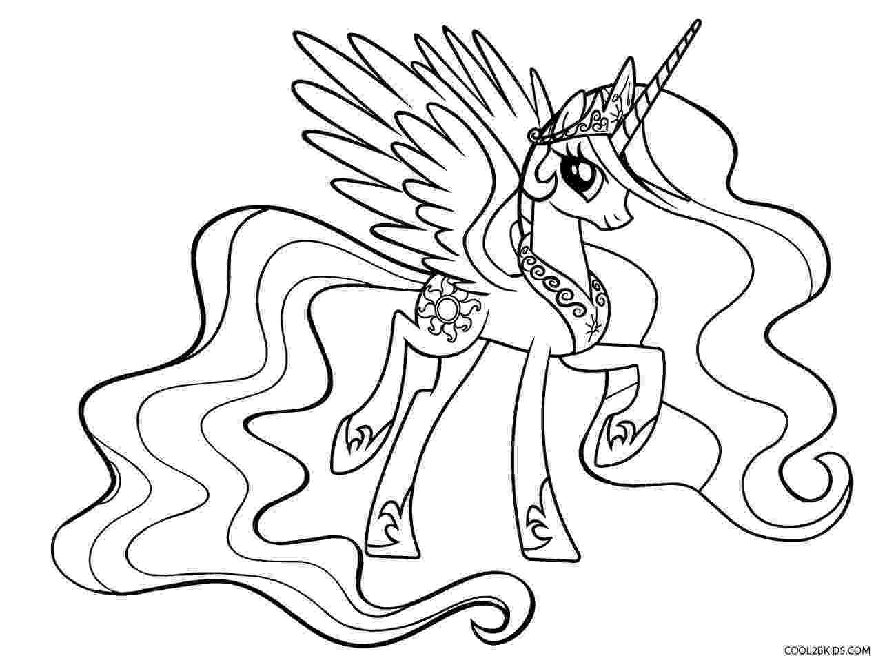 coloring pony free printable my little pony coloring pages for kids coloring pony 1 1