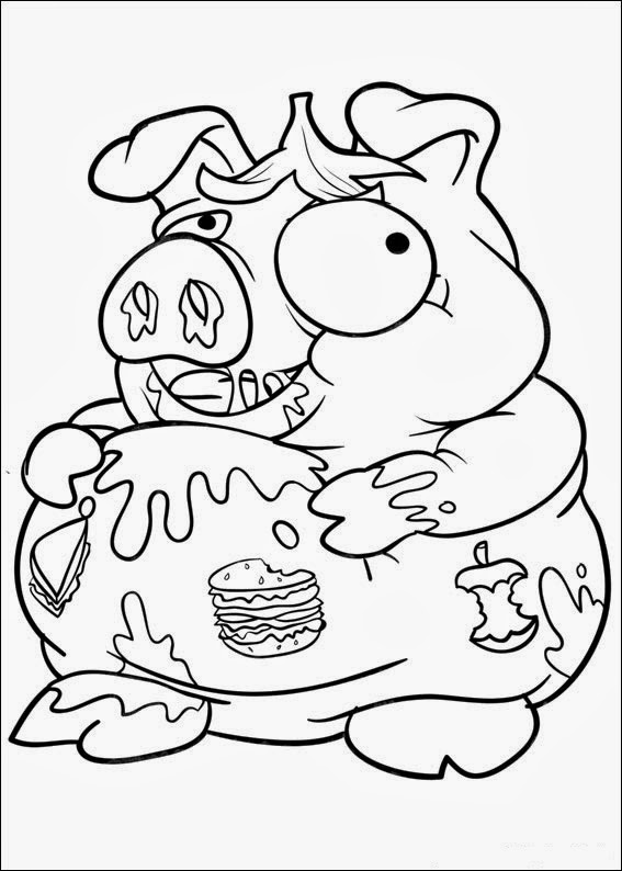 coloring printables fun coloring pages trash pack coloring pages printables coloring