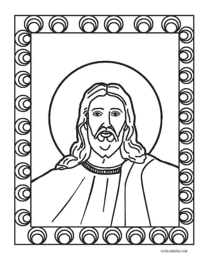 coloring sheet of jesus free printable jesus coloring pages for kids cool2bkids coloring jesus of sheet