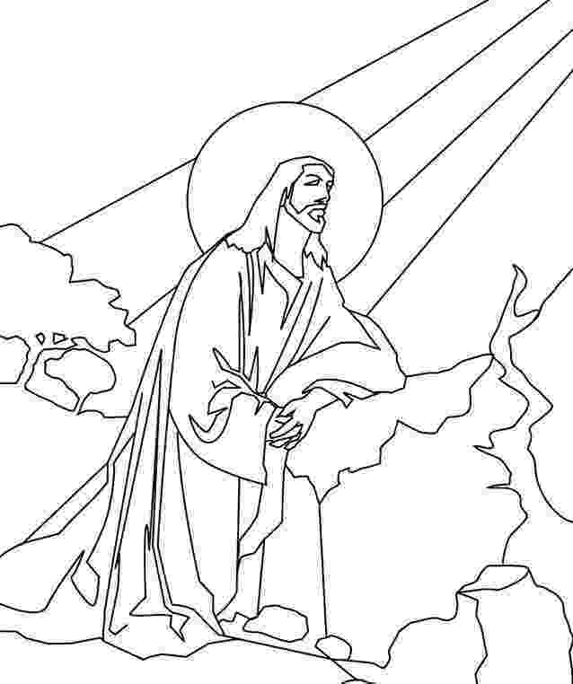 coloring sheet of jesus lesson 6 heavenly father and jesus love me lds lesson ideas coloring of jesus sheet