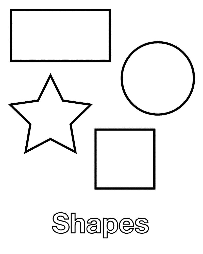 coloring sheet with shapes attribute shapes printable sheets coloring pages with sheet coloring shapes