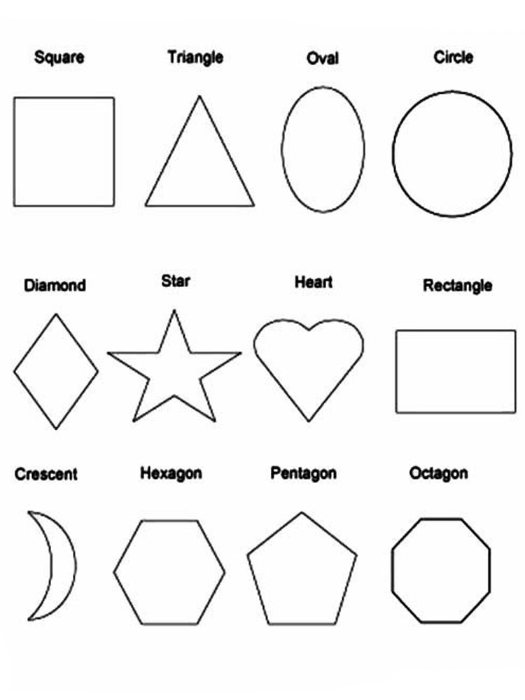 coloring sheet with shapes geometric shapes coloring pages coloring pages to coloring sheet with shapes