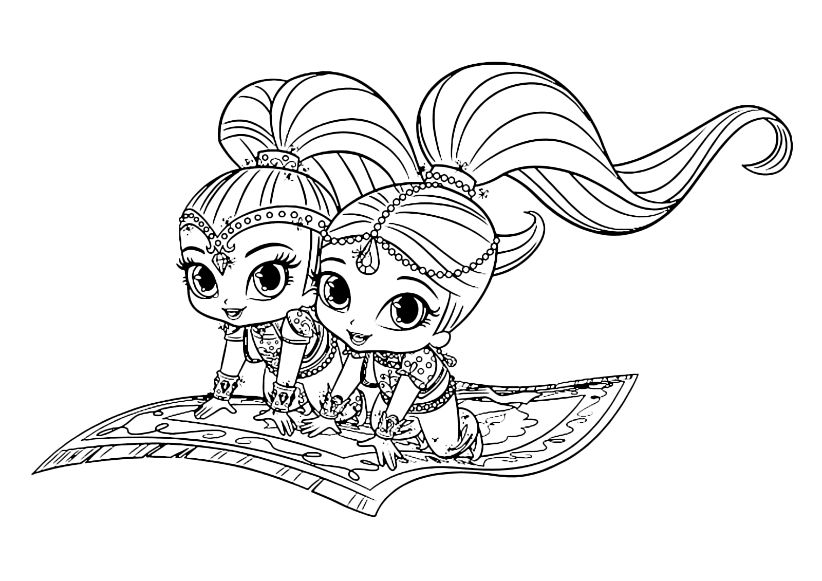 coloring shimmer and shine shimmer and shine coloring pages coloring and shine shimmer