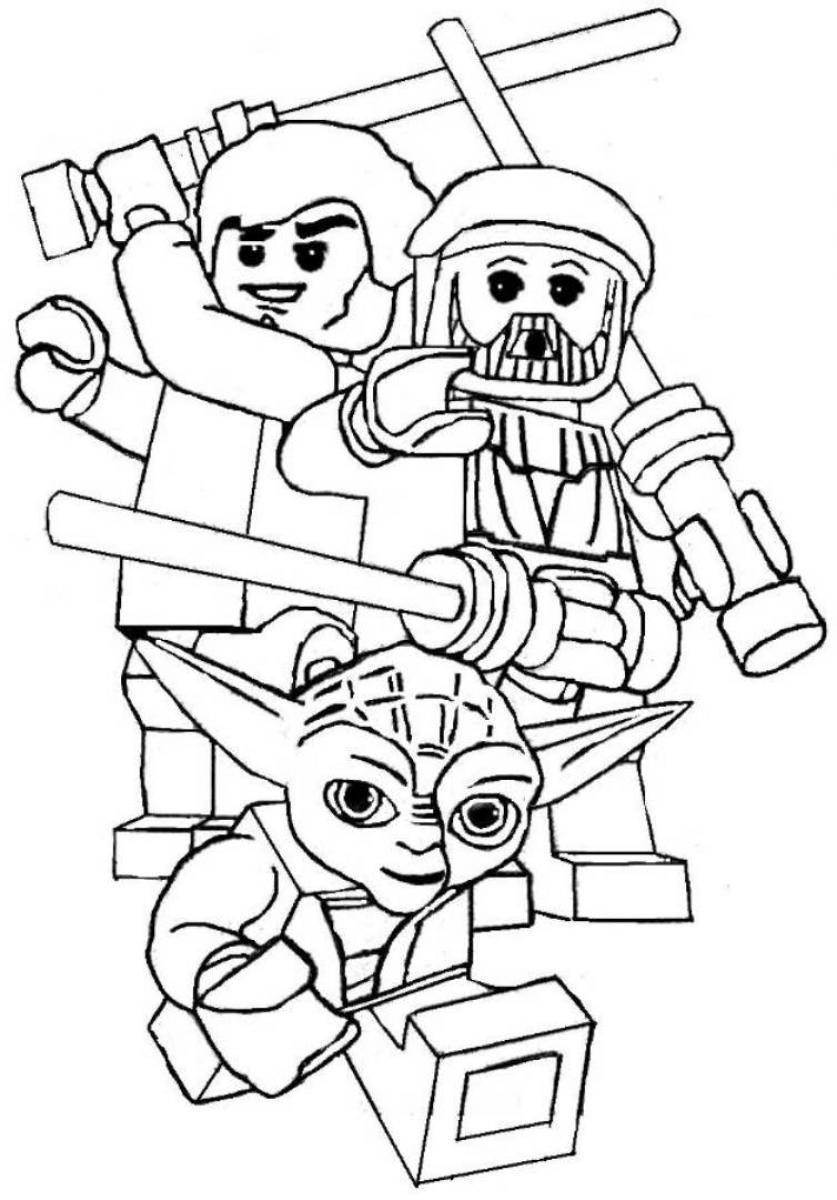 coloring star wars lego star wars clone wars coloring page free printable wars star coloring